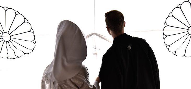大神神社で結婚式1