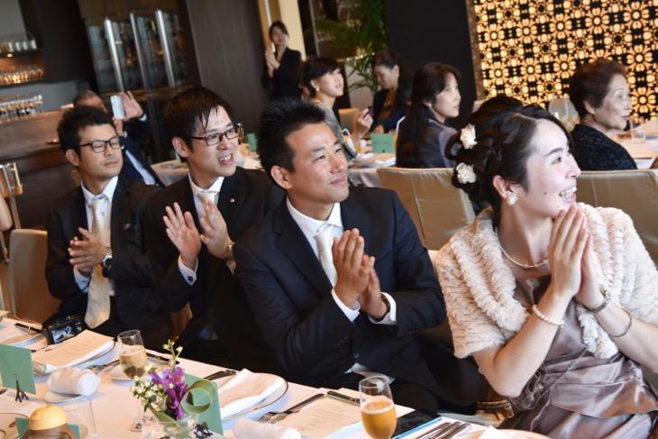 オーベルジュ・ド・プレザンス 桜井での結婚式の披露宴や食事会の写真