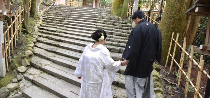 大神神社の結婚式|17322