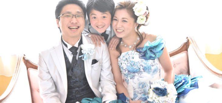 熊本より写真だけの結婚式