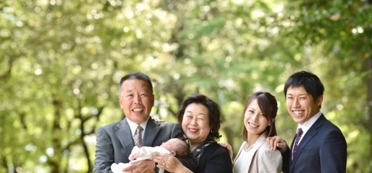 橿原神宮のお宮参り(2017.4.30)