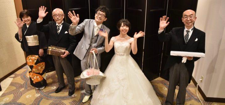 京都ガーデンパレスで結婚式