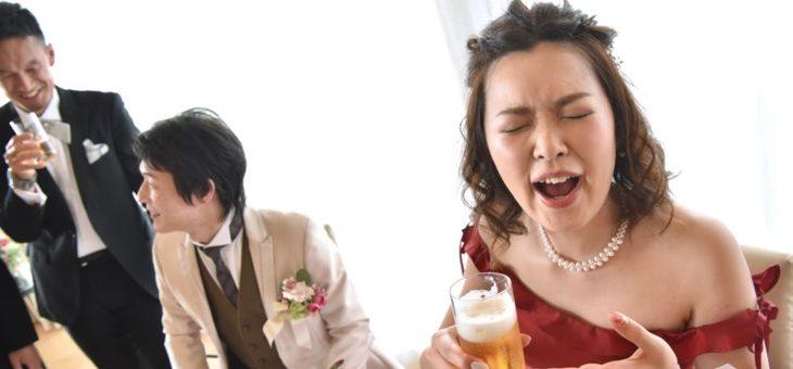 オーベルジュ・ド・ぷれざんす桜井での披露宴