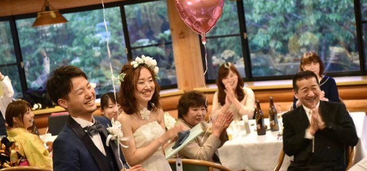 Chezみなみ結婚式の披露宴