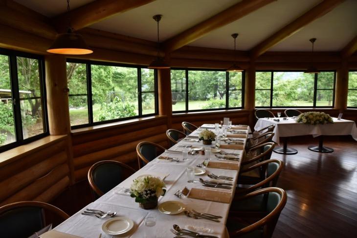 静かな森のレストラン、フランス料理&パスタの店、Chezみなみでの結婚式のパーティーや食事会、披露宴のプロデュースと写真
