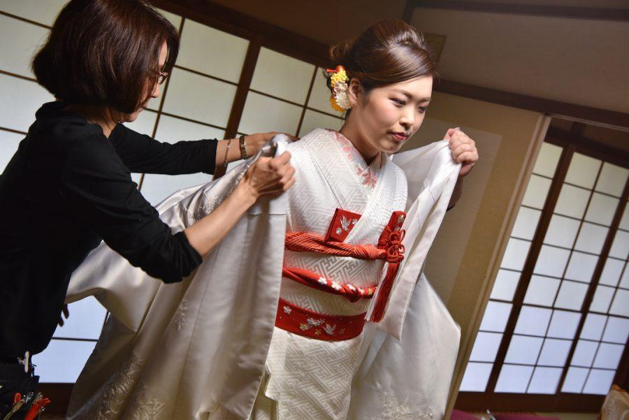 大神神社の結婚式写真10