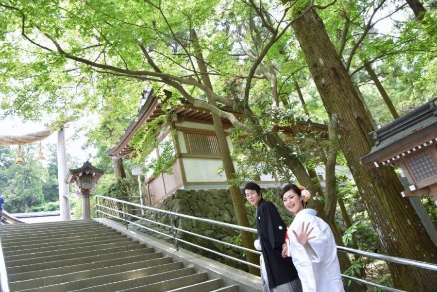 大神神社の結婚式写真11