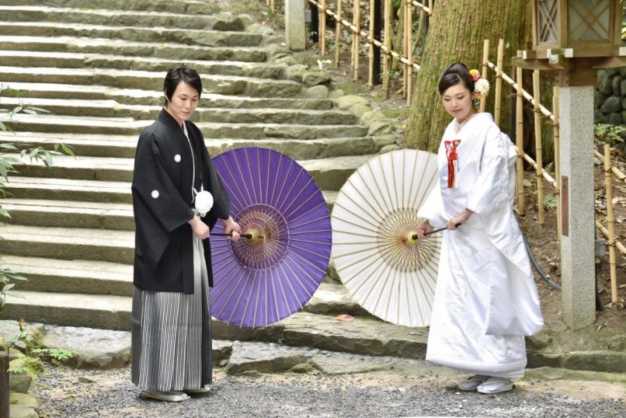 大神神社の結婚式写真12
