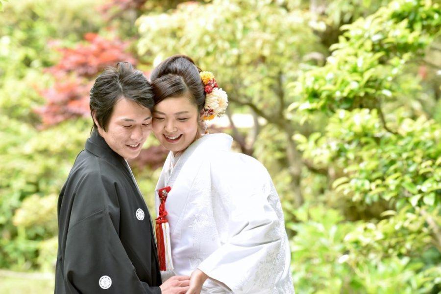 大神神社の結婚式写真13