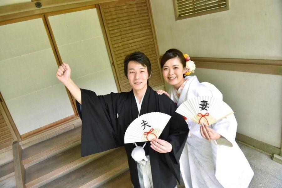 大神神社の結婚式写真14
