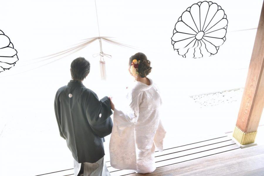 大神神社の結婚式写真19