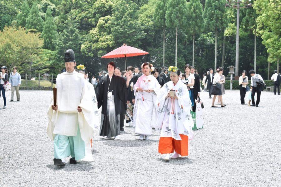 大神神社の結婚式写真21