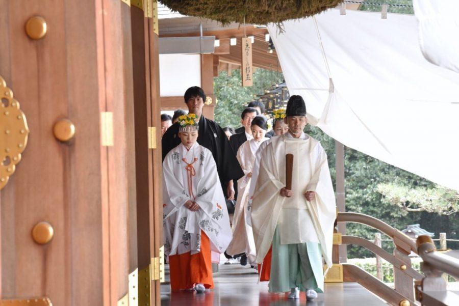 大神神社の結婚式写真23