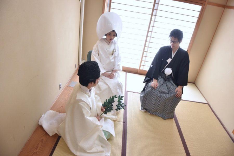 大神神社の結婚式写真24
