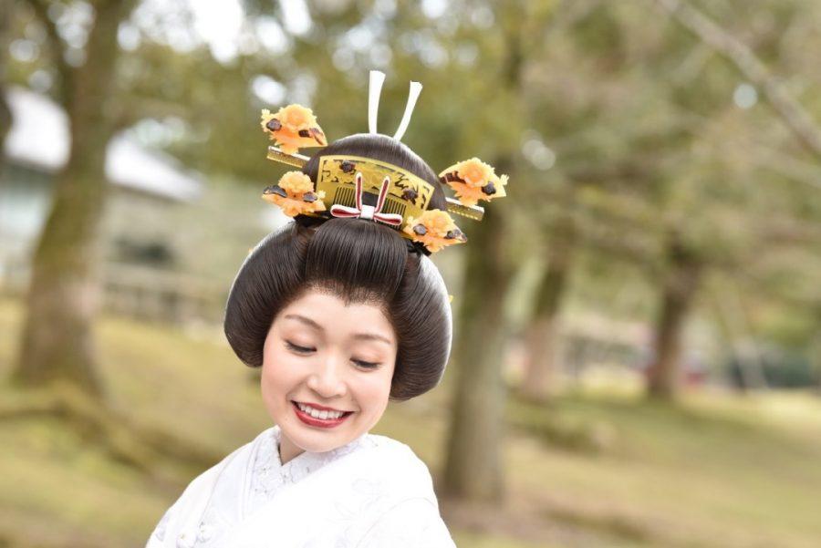 大神神社の結婚式写真3