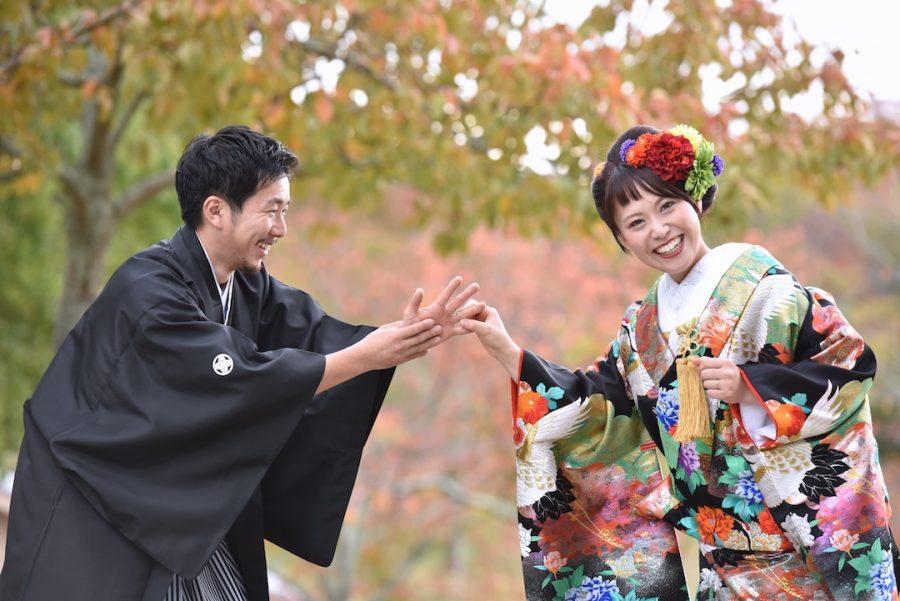 大神神社の結婚式写真4