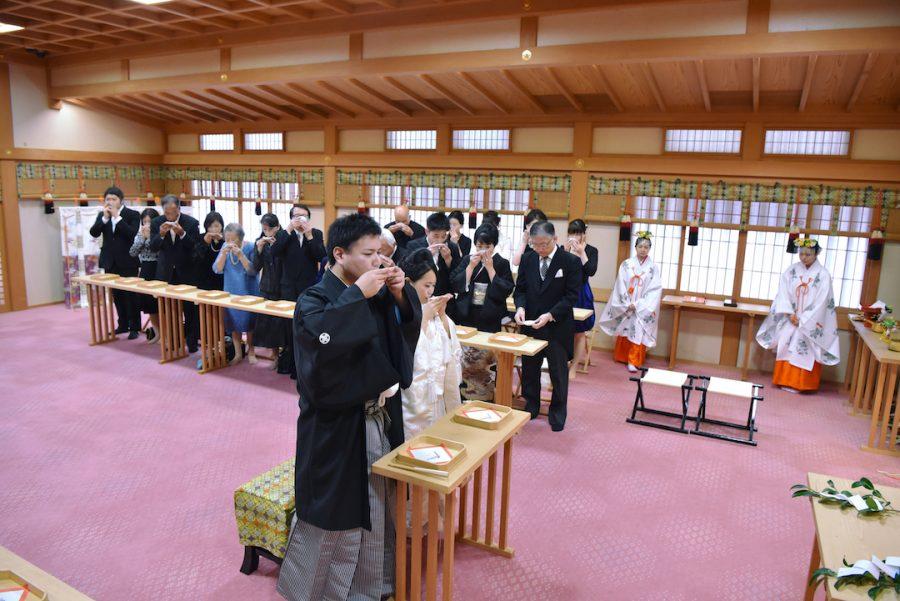 大神神社の結婚式写真5
