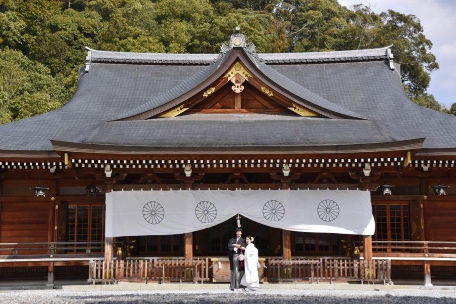 大神神社の結婚式写真6