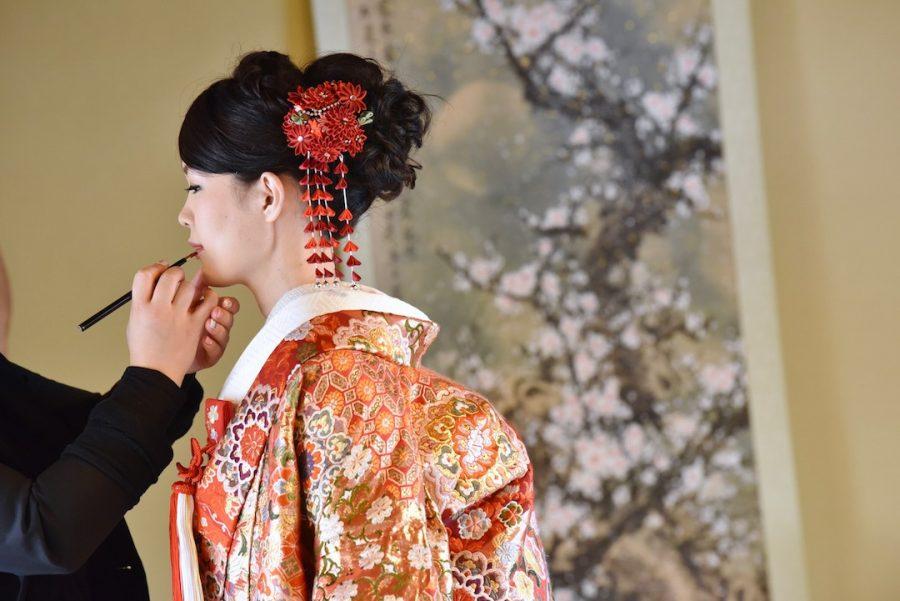 大神神社の結婚式写真7