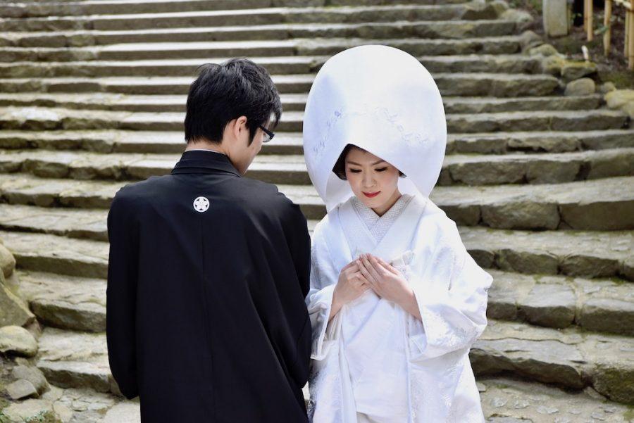 大神神社の結婚式写真8