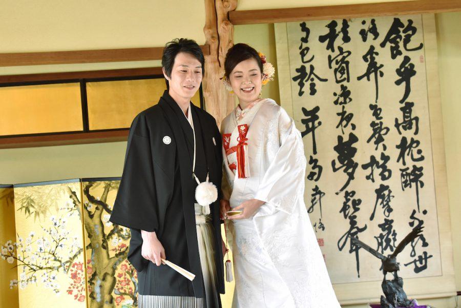 大神神社の結婚式写真9