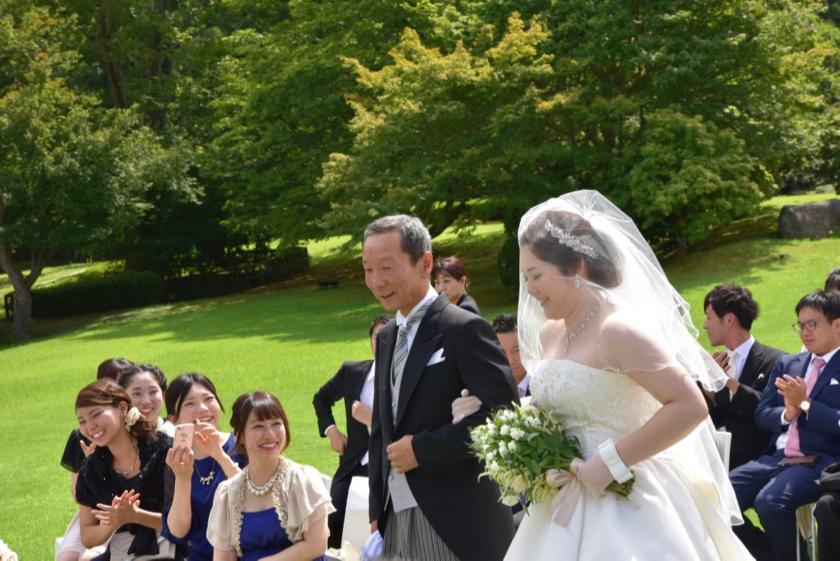 リストランテ オルケストラータの結婚式10
