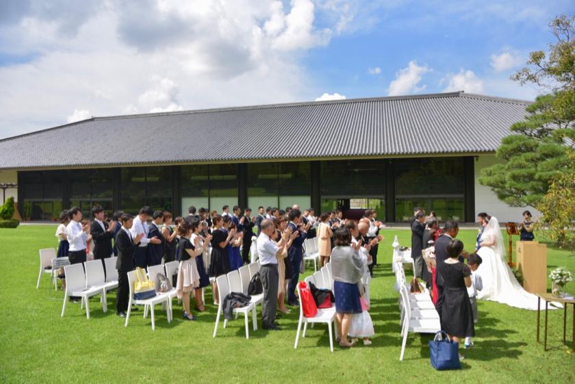 リストランテ オルケストラータの結婚式11