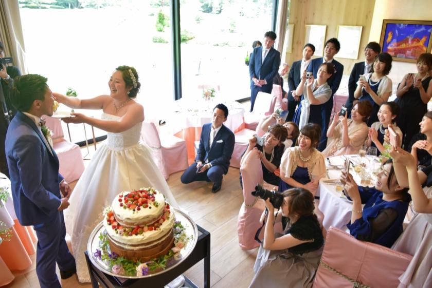 リストランテ オルケストラータの結婚式16