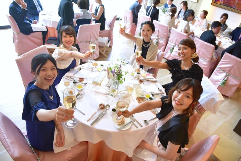 リストランテ オルケストラータの結婚式17