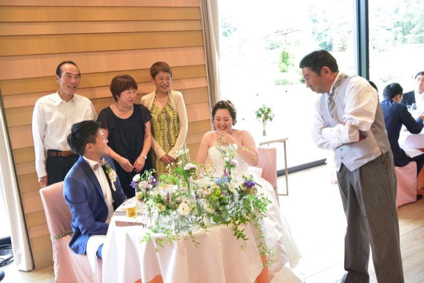 リストランテ オルケストラータの結婚式19