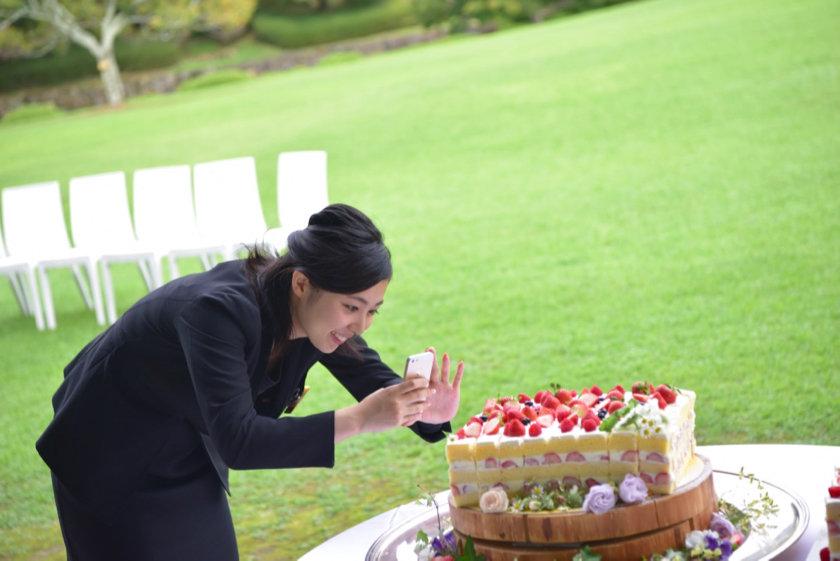 リストランテ オルケストラータの結婚式24