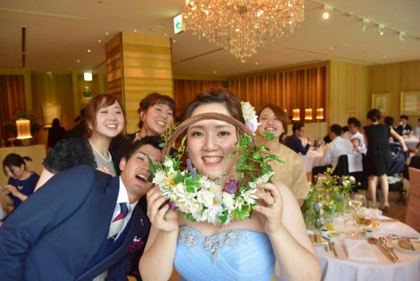 リストランテ オルケストラータの結婚式26