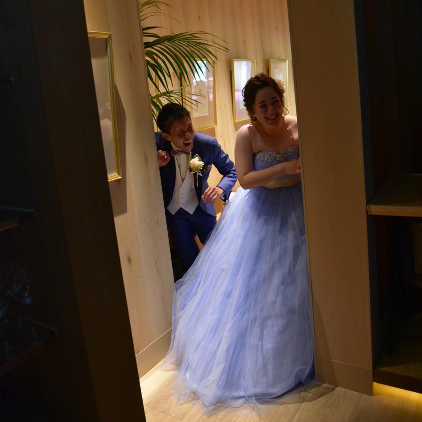 リストランテ オルケストラータの結婚式29