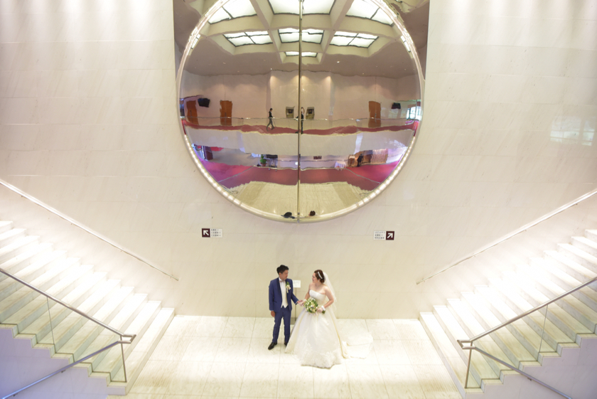 リストランテ オルケストラータの結婚式5