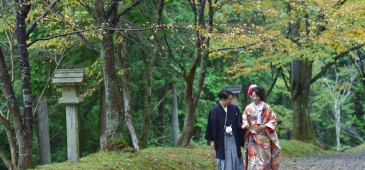 吉野神宮の結婚式