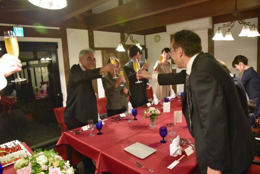 ル・レーヴ(Le reve) で食事会