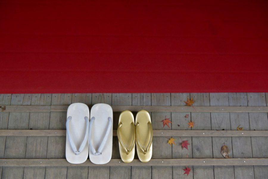 枚岡神社の結婚式と食事会