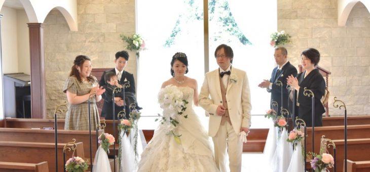 富山県より写真だけの結婚式