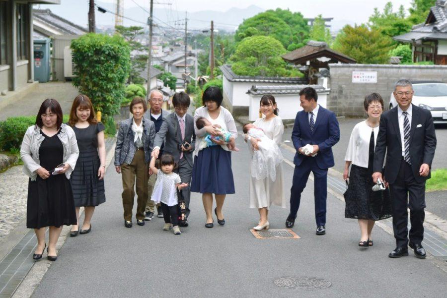 大神神社のお宮参り