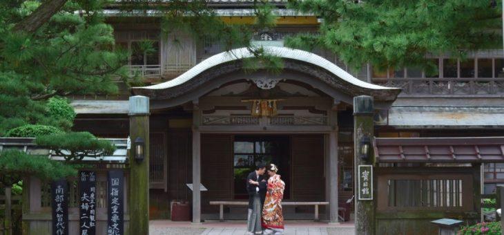 二見興玉神社の結婚式(2018.6.10)