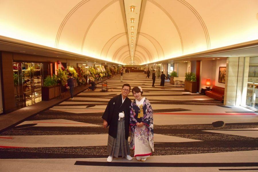 ホテルニューオータニ大阪の結婚式や披露宴、家族だけの食事会写真