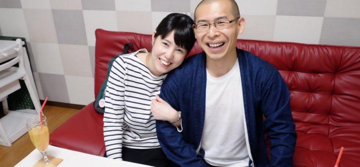 仏前式の打ち合わせで新郎新婦さんと対面!(19.4.25)
