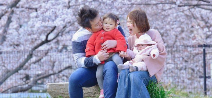 家族写真(2019.4.3)