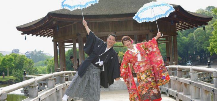 和装前撮り奈良公園(2019.6.22)
