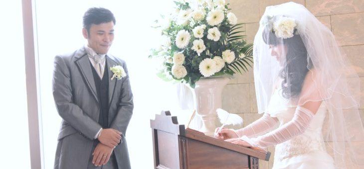 山梨から写真だけの結婚式