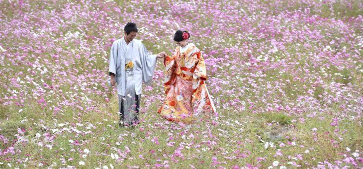 結婚式の和装前撮り