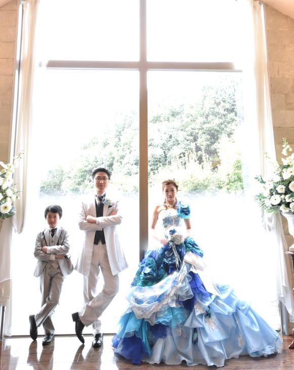 チャペルで撮る結婚式をしたかのようなフォトウエディングの全カットのデータ付き写真