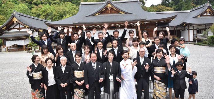 大神神社の結婚式|17521