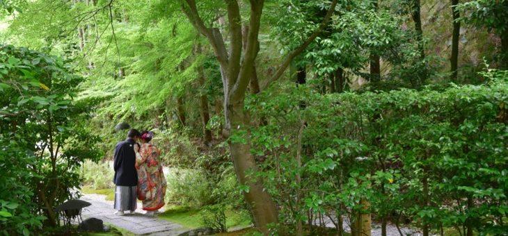 上賀茂神社の結婚式