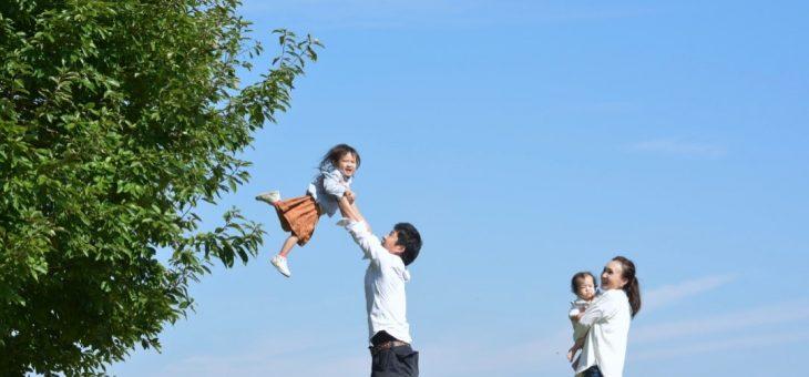 家族写真ファミリーフォト